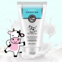 牛奶洗面奶补水保湿控油深层清洁毛孔温和洁面乳学生护肤男女士